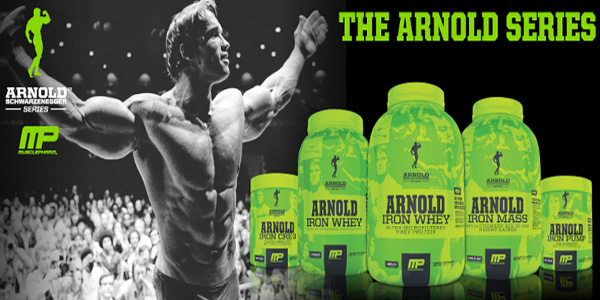 Arnold Series supplementen