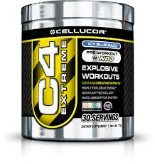 C4 Extreme Pre-workout