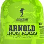 Iron mass Arnold Schwarzenegger series