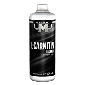 Carnitine Liquid Mammut