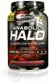 Anabolic Halo Performance series supplement
