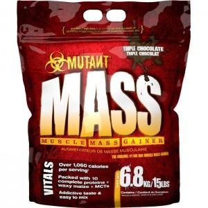 Mutant Mass supplement