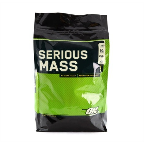 Serious Mass supplement