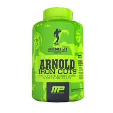 Iron Cuts Arnold Schwarzenegger series