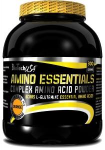 Amino Essentials supplement