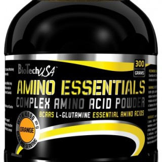 Amino Essentials supplement
