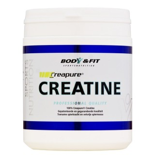 Creapure creatine supplement