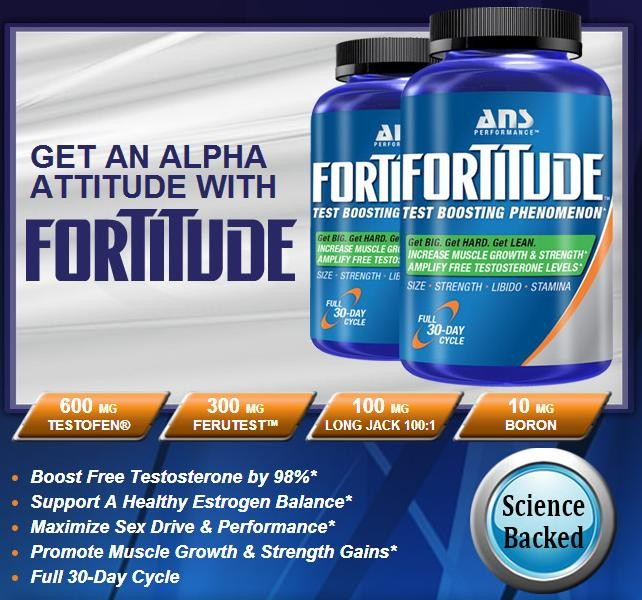 Fortitude supplement