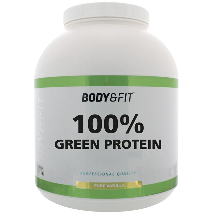 100% Green Protein