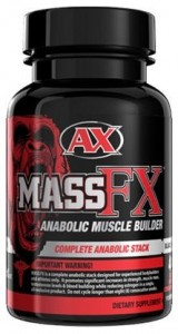 Mass FX Black supplement