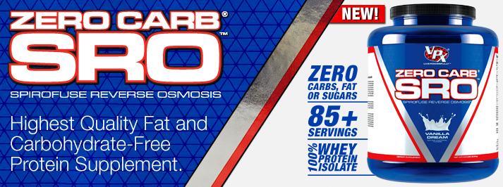Zero Carb SRO supplement