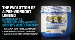 Evolutie Superpump 3.0 - Gaspari Nutrition