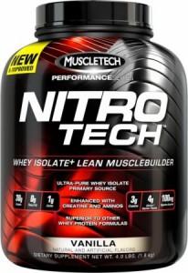 Nitro-Tech van Muscletech