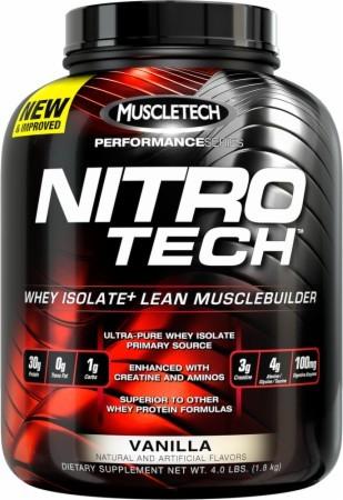 Nitro-Tech | MuscleTech