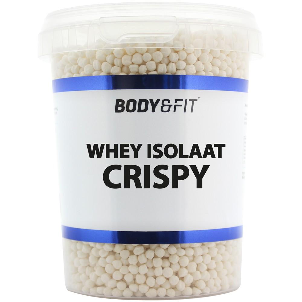 Whey Isolaat Crispy