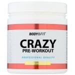 Crazy Pre-workout