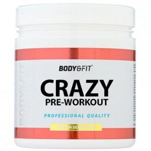 Crazy Pre workout Body en Fitshop