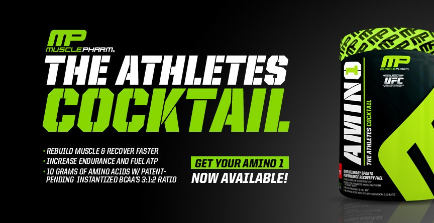Musclepharm Amino-1 cocktail
