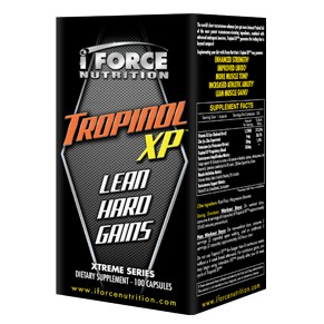 Tropinol XP supplement