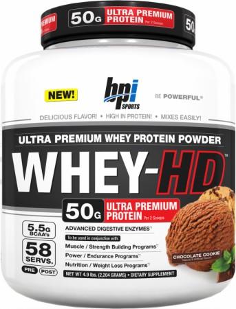 Whey HD BPI sports