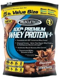 100 premium whey protein - muscletech