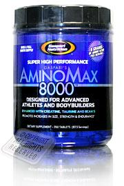 Aminomax supplement