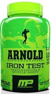 Iron Test - Arnold Schwarzenegger series