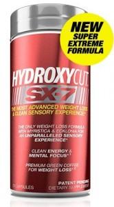 Hydroxycut-7 fatburner