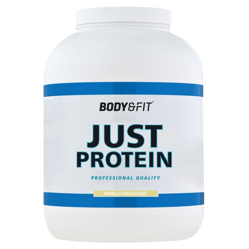Just Protein – Body & Fitshop