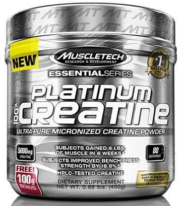 Platinum Micronized Creatine