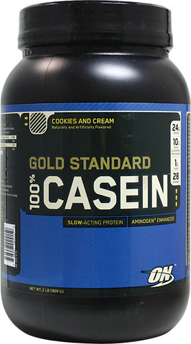 100 casein perfection gold standard