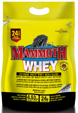 Mammoth Whey