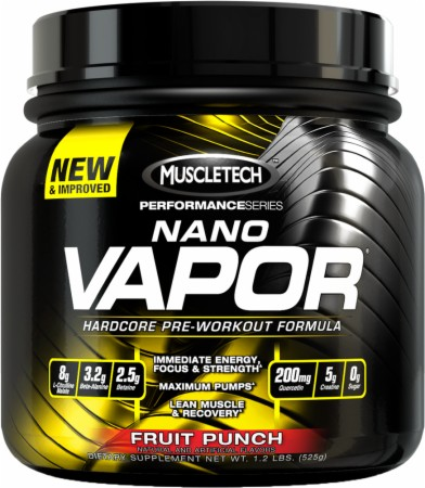 Nano Vaper – Muscletech