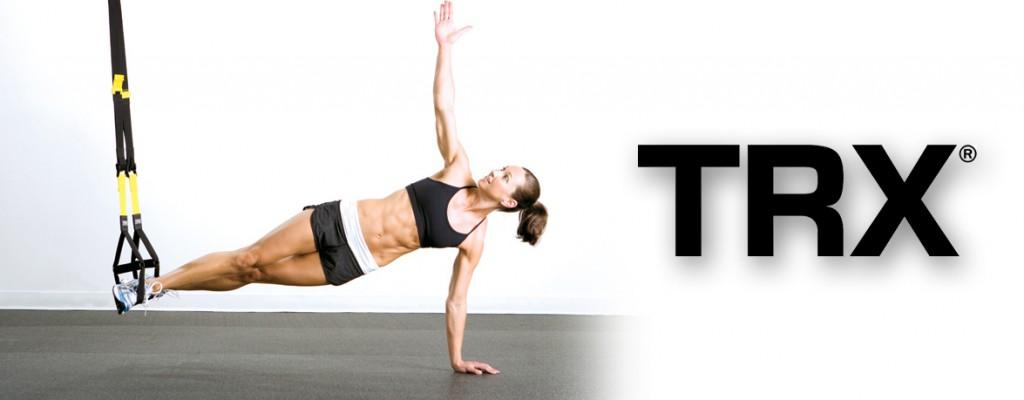 TRX oefeningen