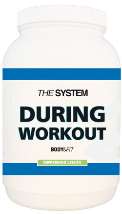 During Workout – Body & Fitshop