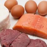 Waar zitten veel eiwitten in?