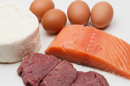 Hoogwaardige eiwitten