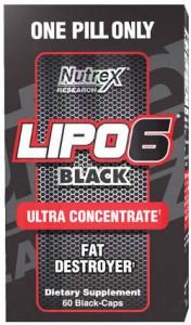 Lipo-6 Black UC fatburner