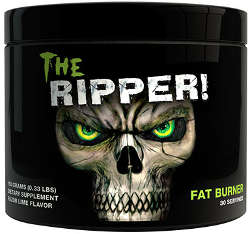 The Ripper pre workout