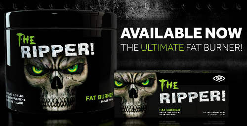 The Ripper van Cobra Labs pre workout