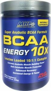 Bcaa energy x10