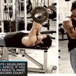 Spartacus workout: De echte uitdaging