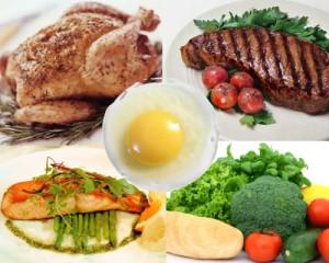 Voeding voor bodybuilders