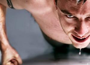 vet verliezen en geen spieren