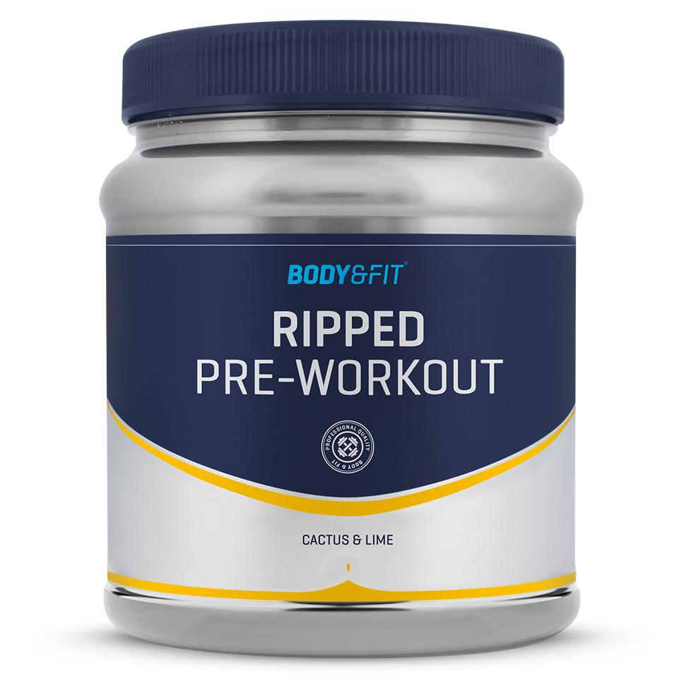 Ripped preworkout Body & Fit