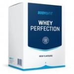 Nieuwe smaken van Whey Perfection van BF