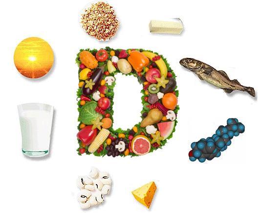 Voordeel van vitamine D