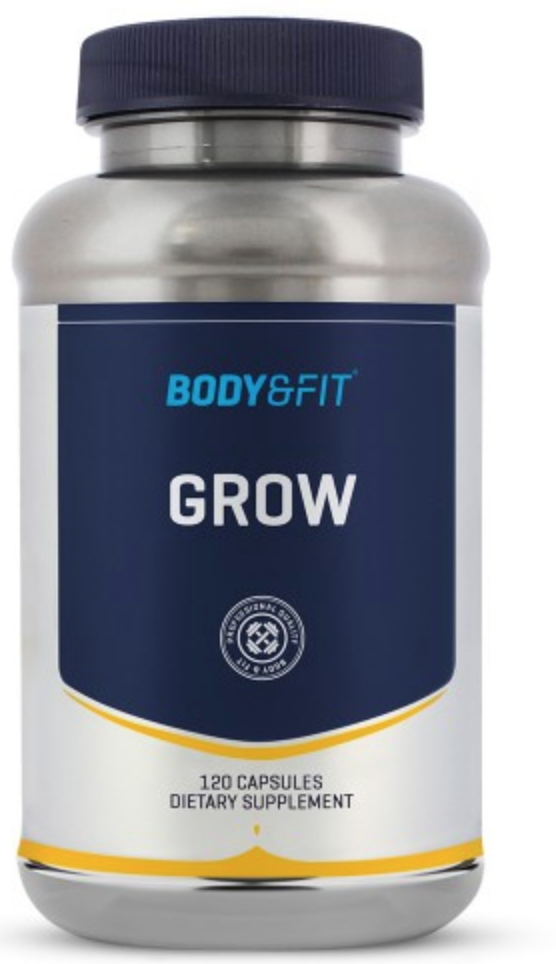Grow Body & Fit